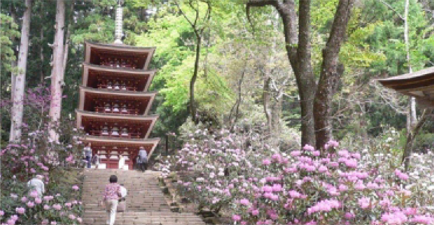 女人高野 室生寺